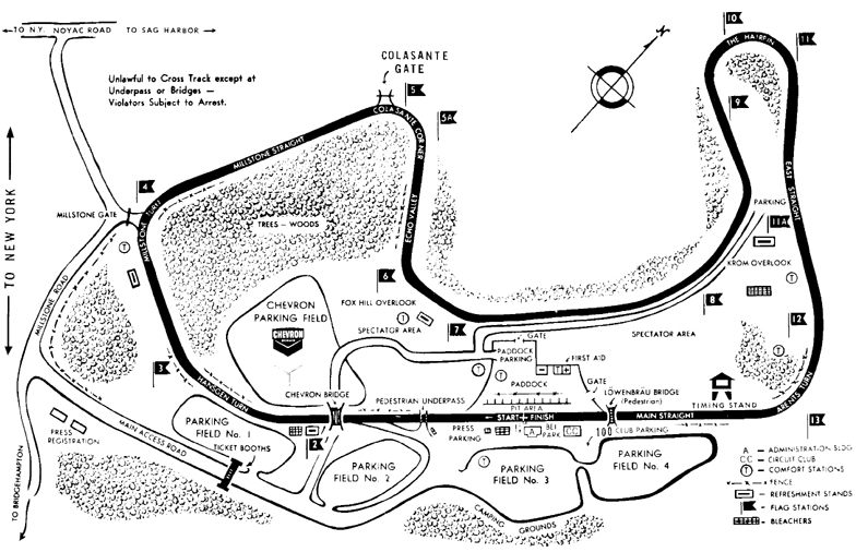 Bridgehampton Race Circuit