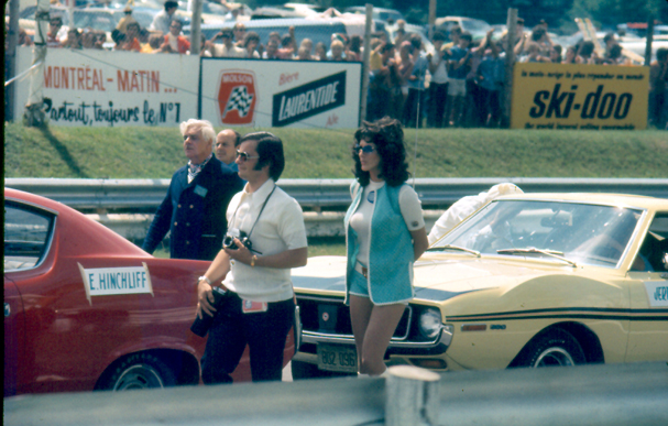St. Jovite Trans-Am Javelin Parade